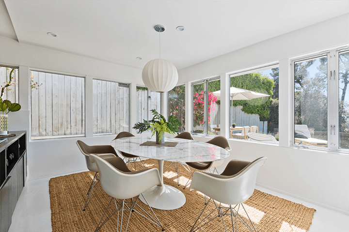 Raphael Soriano's Austrian Spencer House For Sale in Silver Lake