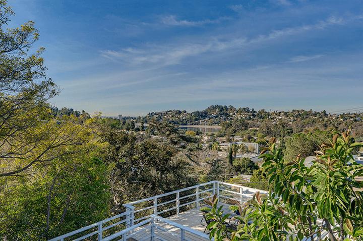 Views of Silver Lake Reservoir