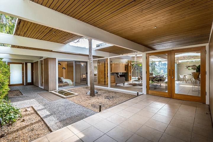 Buff & Hensman Midcentury Residence in Nichols Canyon