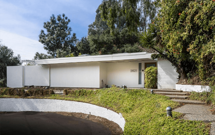 Mid Century Modern Homes and Architecture for Sale in Los Angeles, CA