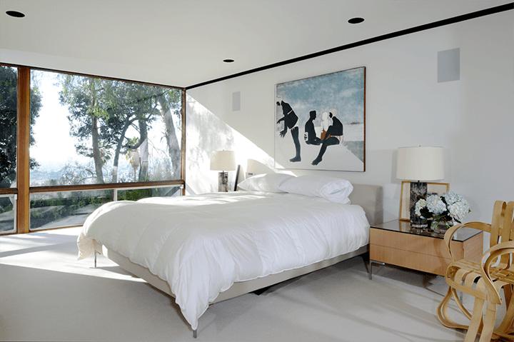 Craig Ellwood's Moore House For Sale in Los Feliz