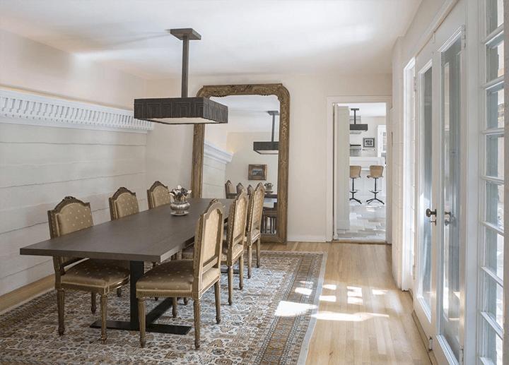 Lloyd Wright's stunning Henry Bollman Residence