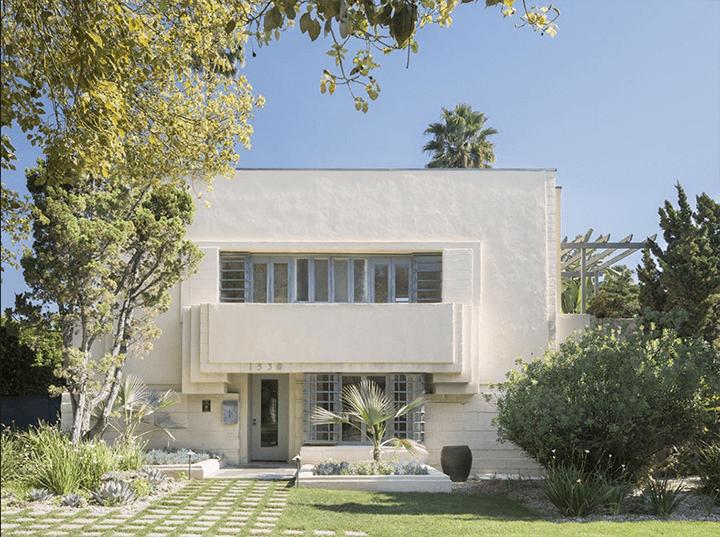 Lloyd Wright's Henry Bollman Residence