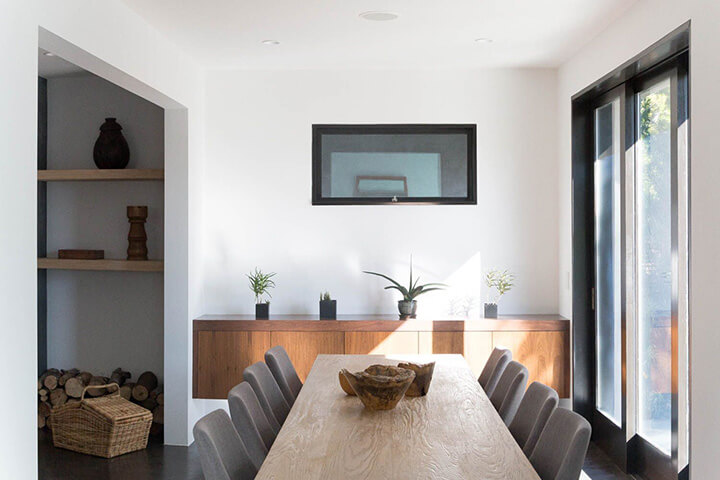 Modern home by New Theme