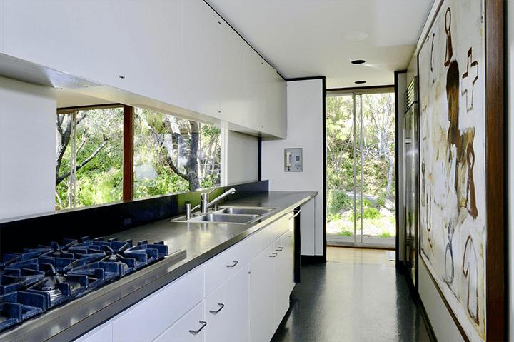 The Moore House by Craig Ellwood For Sale Los Feliz