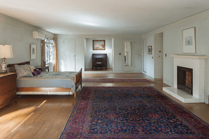 Irving Gill's Miltimore House for sale in South Pasadena
