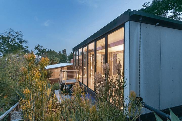 Added Studio of Rodney Walker's Lachs House