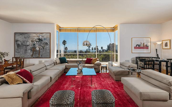 C. Raimond Johnson AIA moderne home for sale