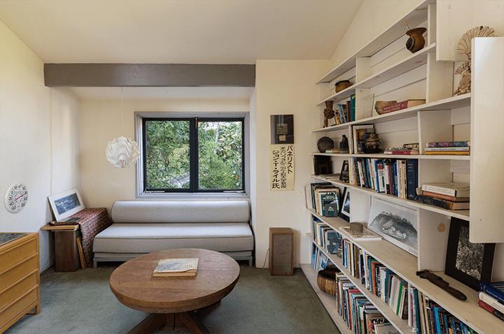 J.J. Mulvihill Residence by Harwell Hamilton Harris for sale in Sierra Madre CA