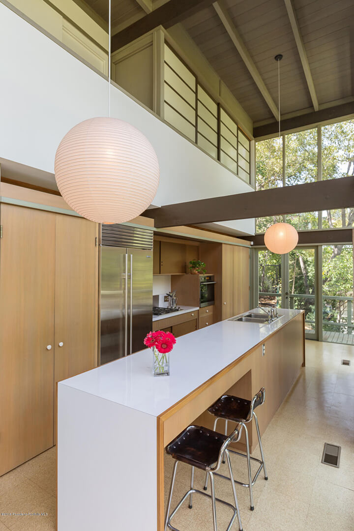 Midcentury modern home for sale by Buff, Straub & Hensman