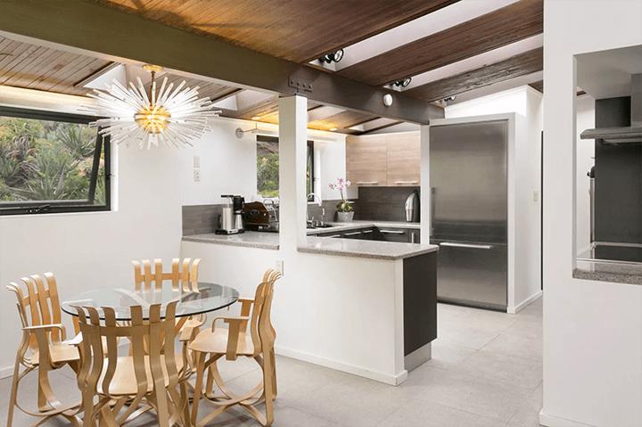 Rodney Walker's Lachs Residence