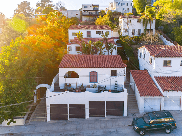 Spanish House for Sale in Echo Park