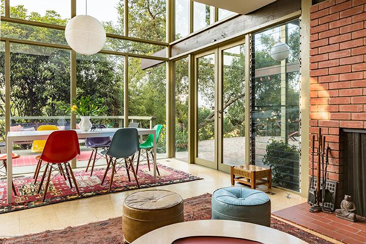 Thomson Residence midcentury modern by Buff, Straub & Hensman