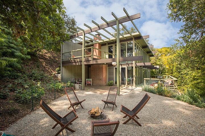 Thomson Residence by Buff, Straub & Hensman Pasadena CA