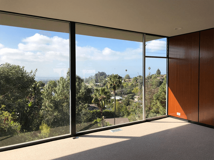 Craig Ellwood's Smith House for sale in Brentwood