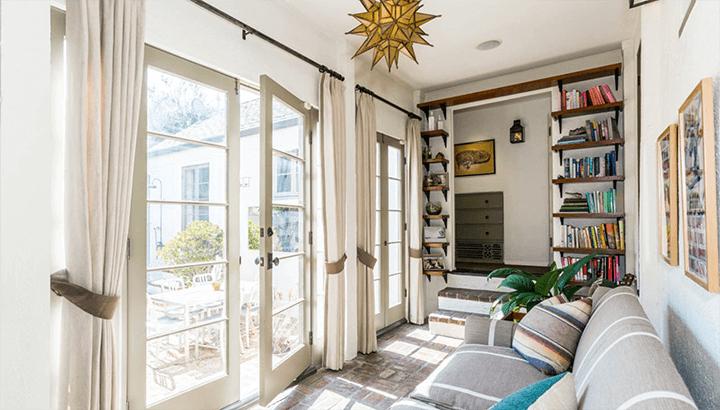 Frederick Monhoff house for sale in Los Feliz