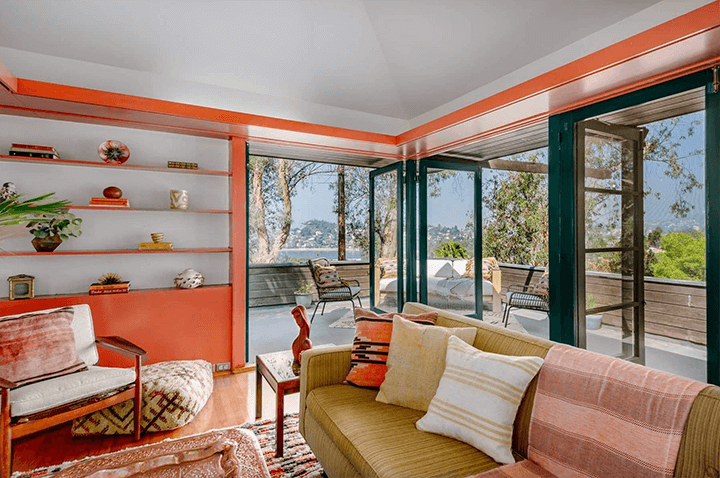 Harwell Hamilton Harris Hawk House for sale in Silver Lake