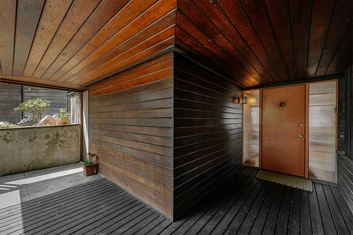 Hawk House by Harwell Hamilton Harris in Silver Lake 90039