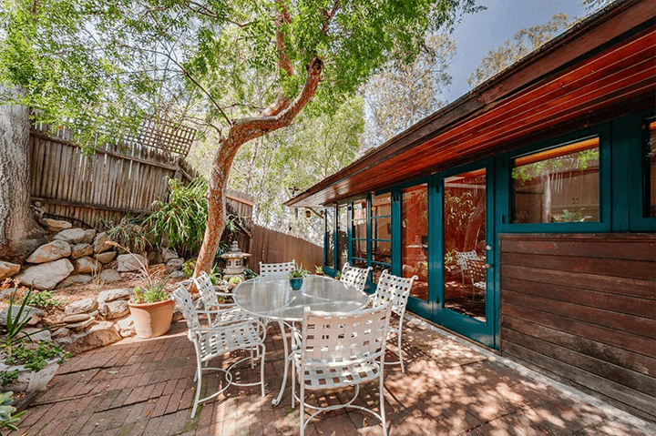 Hawk House by Harwell Hamilton Harris for sale in Silver Lake CA 90039
