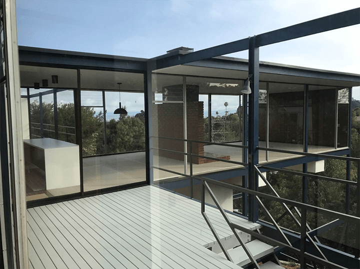 Smith House by Craig Ellwood for sale in Brentwood
