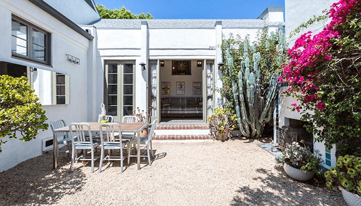 Updated Art Deco dwelling in Los Feliz CA by Frederick Monhoff