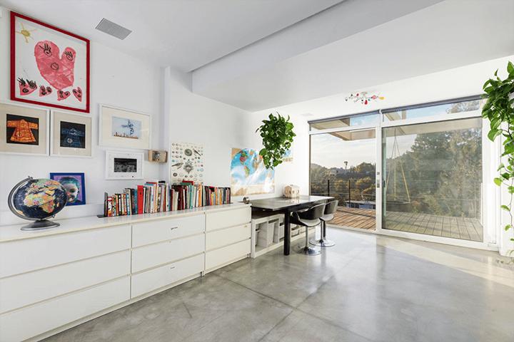 Buff & Hensman Johnson House For Sale Nichols Canyon