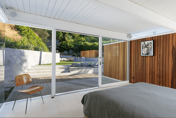 Buff & Hensman's Johnson House for Sale in the Hollywood Hills