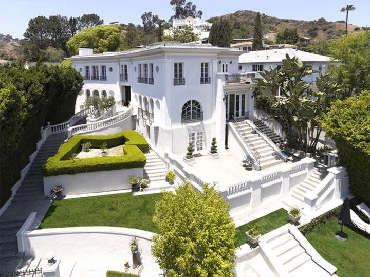 Hollywood Electrical Home designed by J.S. Powell