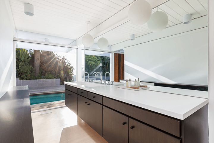 Johnson House by Buff & Hensman for sale in Nichols Canyon