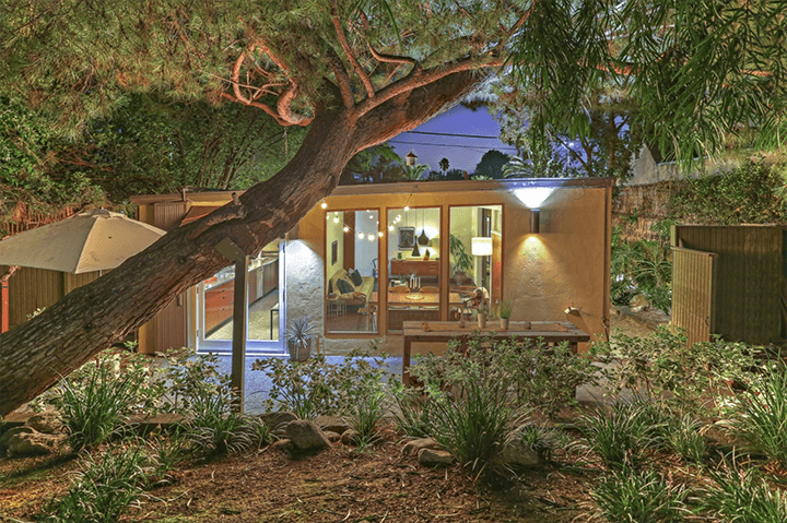 Midcentury home for sale in Highland Park CA