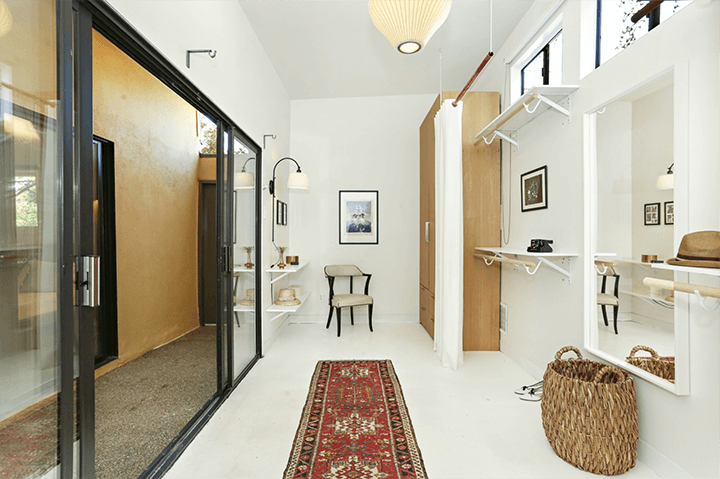 Midcentury modern home for sale in Highland Park CA
