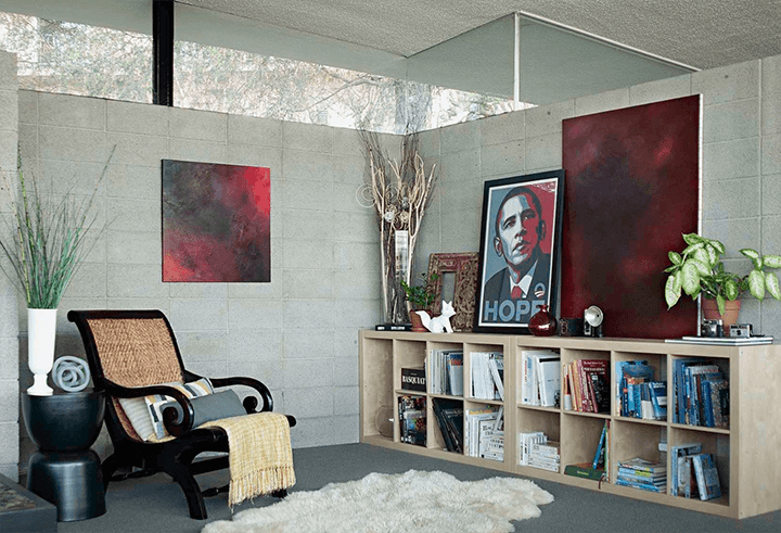 Waymire Residence by architect Ray Kappe
