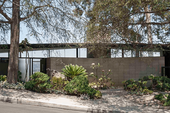 Waymire Residence by Ray Kappe
