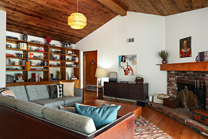 Eagle Rock midcentury home for sale