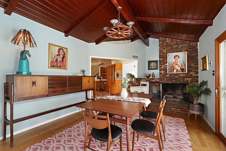Eagle Rock midcentury modern home for sale