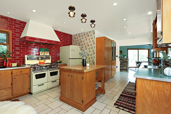 Midcentury modern home in Eagle Rock