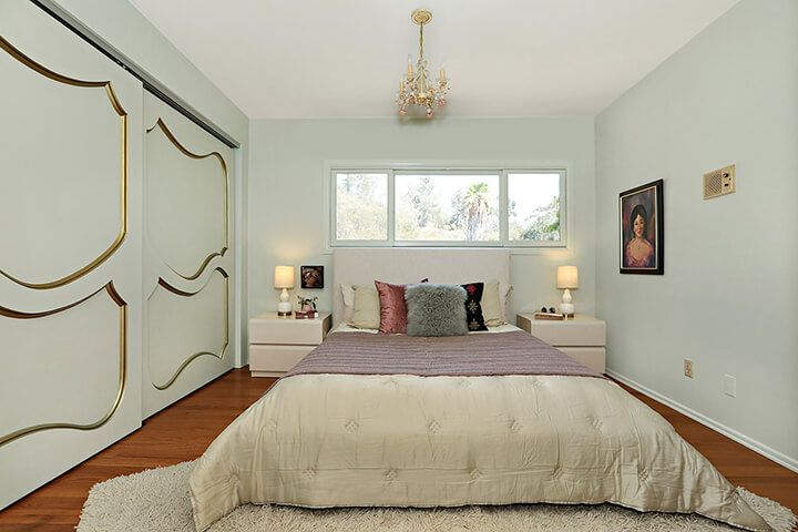 Midcentury modern residence for sale in Eagle Rock