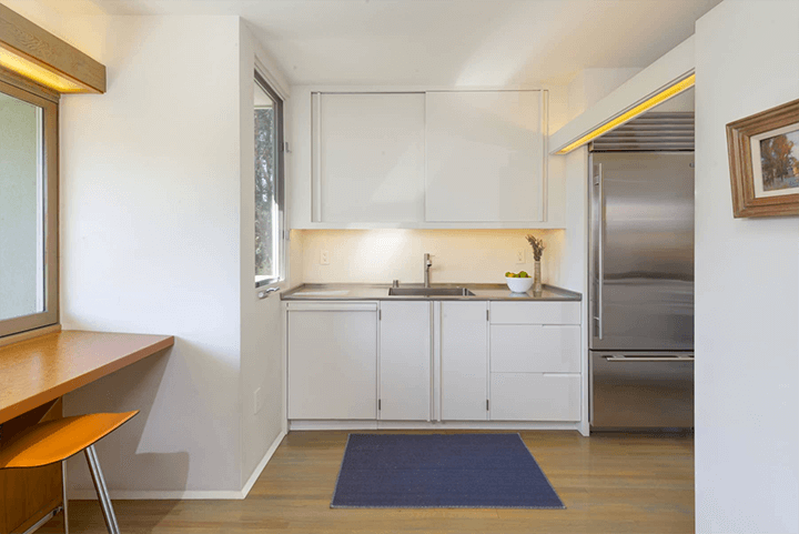 Rudolph Schindler's Goodwin House for sale in Studio City