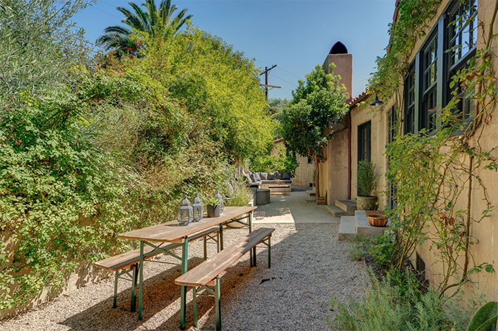 Spanish-style home for sale in Eagle Rock LA by architect Arthur R. Kelly