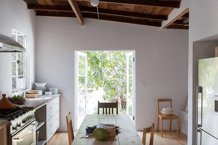 Breland-Harper's remodeled residence in Frogtown