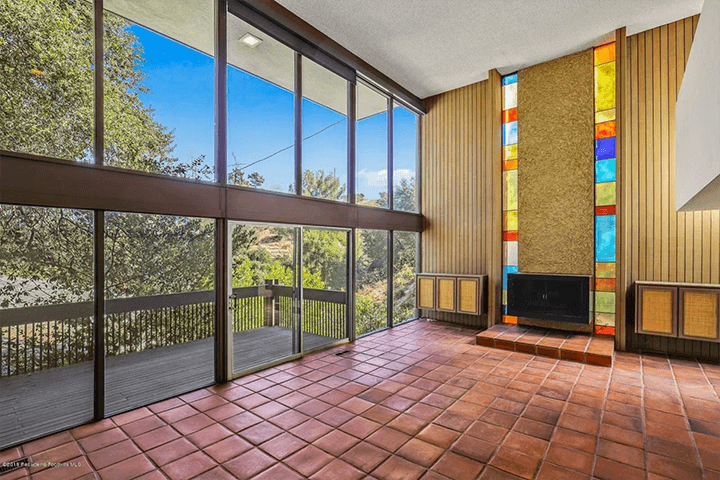 Buff & Hensman's Paxson House in Eagle Rock CA