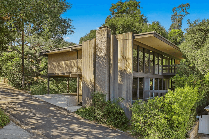 Buff & Hensman's Paxson House in Eagle Rock Los Angeles