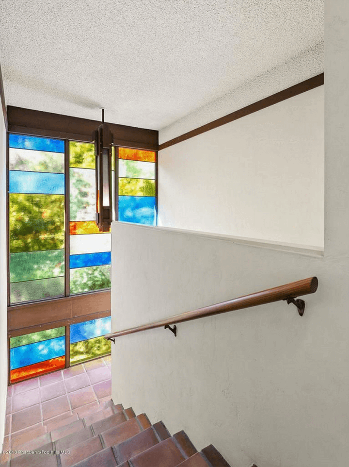 Inside Buff & Hensman's Paxson House in Eagle Rock