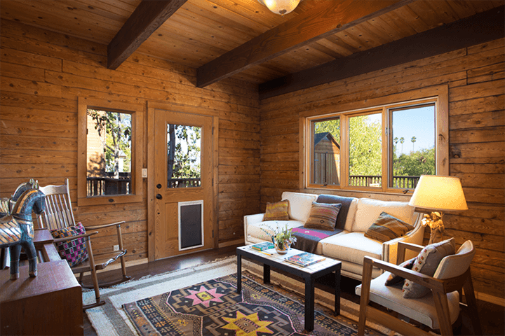 Lodgepole pine house for sale in Echo Park CA