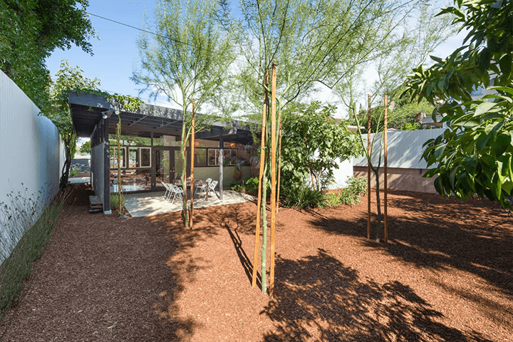 Midcentury modern home for sale Los Angeles
