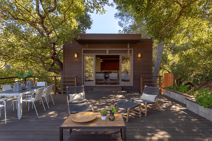 Modern home for sale by Barry Gittelson in Laurel Canyon Los Angeles CA