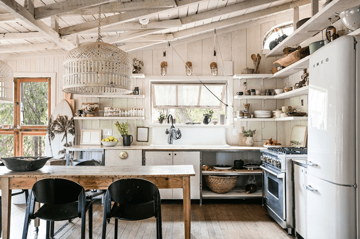 Rustic Echo Park home owned and remodeled by designer Leanne Ford