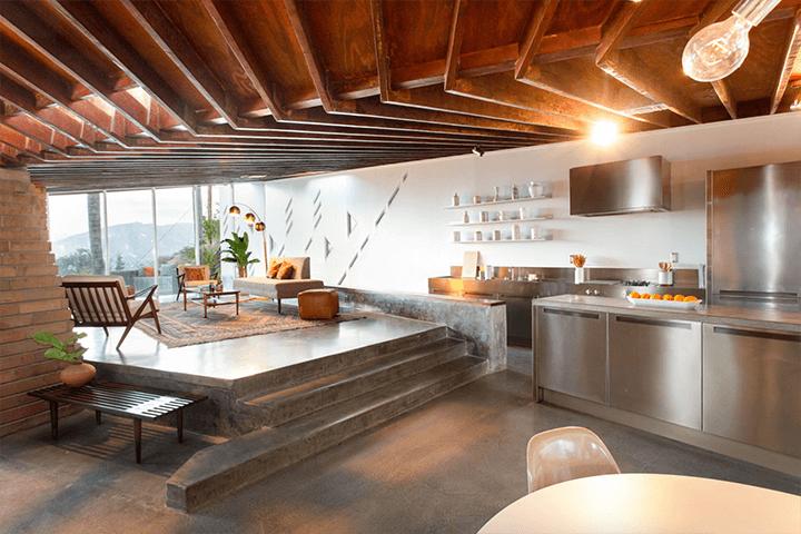 The Bergren House by John Lautner is for sale
