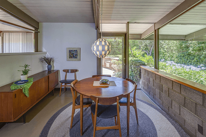 The Grant House by A. Quincy Jones