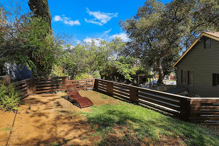 Train & Williams Craftsman bungalow in Highland Park CA